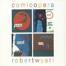 Comicopera by Robert Wyatt (CD, Oct-2007, Domino) CD & PAPER SLEEVE ONLY