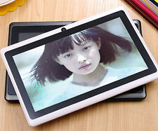 "7""Inch Google Android 4.4 HDMI Camera Wifi Allwinner Quad Core Tablet PC 16GB"