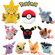 Pokemon Pocket Monster Pikachu Pokedolls Throw Pillow Cushion Toy Plush Doll Hot