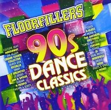 Floorfillers: 90s Dance Classics - FLOORFILLERS: 90S DANCE CLASSICS New & Sealed