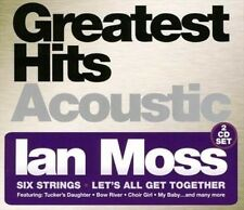 Greatest Hits Acoustic - Moss,Ian CD-JEWEL CASE