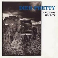 Doughboy Hollow - Died Pretty New & Sealed CD-JEWEL CASE Free Shipping