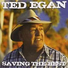 Saving the Best - Ted Egan Compact Disc