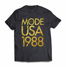 Depeche Mode - 1988 USA Tour T - shirt Size s-2xl