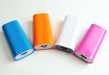 5600mAh Portable External Battery Charger Power Bank for Cell Phone