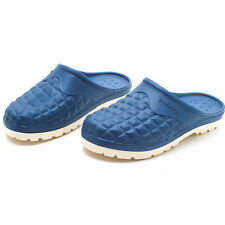 Mens Chef Shoes Slippers Sandal Clogs Water Safety Kitchen Non-Slip Barber AA