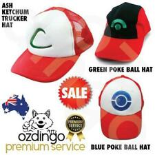 POKEMON GO HAT Cap Costume Games Poke Ball Cosplay Team Ash Ketchum Others
