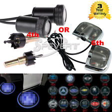 Car Logo LED Step Door Courtesy Welcome Light Laser Shadow Projector CREE Light