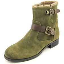Marc Fisher Nattaly   Round Toe Suede  Ankle Boot NWOB