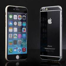 Front Back Color Mirror Tempered Glass Screen Protector for iphone5 with 2Wipes