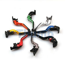 Folding Extending Brake Clutch Levers For BMW R1200RT /SE 2010-2013 2011 2012