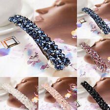 New Shine Headwear Crystal Rhinestone Hair Clip Barrette Hairpin Hair Accessory