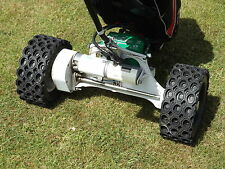 GLIDERS...winter wheels for your Powakaddy, Motocaddy or any trolley wheels.