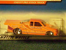 HOT WHEELS,2000 FIRST EDITIONS,CHEVY PROSTOCK TRUCK,COLLECTOR #067