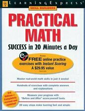 Practical Math Success in 20 Minutes a Day (Skill Builders in 20 Minutes)
