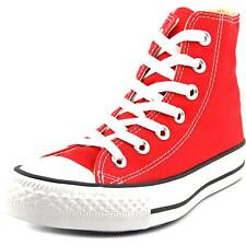 Converse Chuck Taylor All Star Hi   Round Toe Canvas  Sneakers NWOB