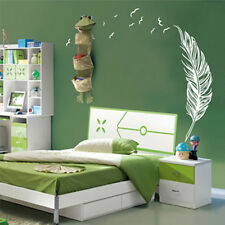 Wall Sticker Vinyl Birds Flying Feather Bedroom Home Decal Mural Art Decor 1pc
