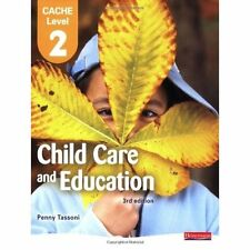 CACHE Level 2 in Child Care and Education Student Book Penny Tassoni