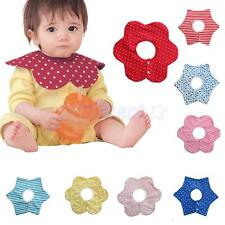 Infant Baby Bibs Kids Cotton Bandana Feeding Saliva Towel Dribble Pinny Scarf