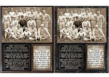Chicago White Sox 1901 American League Champions Photo Plaque