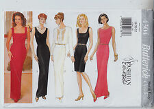 Butterick 4304 Jacket Dress Evening Bridal MOB Sewing Pattern 2 Lengths Uncut