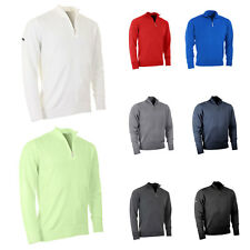 Callaway Golf 2016 Mens Merino Wool 1/4 Zip Technical Performance Sweater