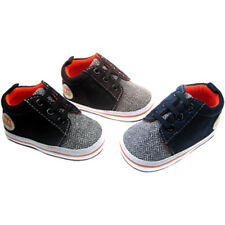 Soft Touch delightful boys lace up style sneaker shoe 3 sizes to choose 3 colors