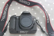 Canon EOS 50D 15.1MP Digital SLR Camera - Black (Body Only) with two lenses