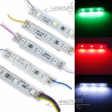 5050 SMD LED Strip Module IP68 Light Cool White Camping Boat Caravan Decor DC12V