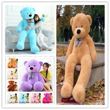 60cm~200CM Giant Big Cute Plush Stuffed Teddy Bear Soft toys doll X'mas gift