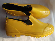Ladies Rain Boot Shoes,Size 8,Nice Waterproof Rubber Shoes,Round Toe,Nice!
