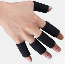 Support Hot Sleeves 5Pcs Arthritis Guard Stretchy Wrap Kuangmi Basketball Finger
