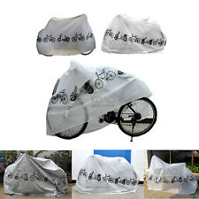 Bike Bicycle Rain Dust Cover Waterproof Garage Outdoor Scooter Cycling Protector