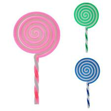 Jumbo Pink/Blue/Green Lollipop Candy Prop Fancy Party Birthday Photo Prop Décor
