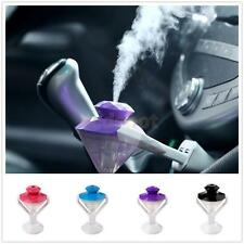 USB Diamond Shape Mini Humidifier Home Office Car Air Diffuser Aroma Mist Maker