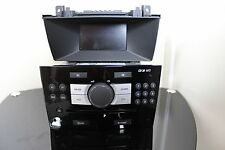 Vauxhall Astra H Zafira black gloss CD 30 MP3 player  with aux and display