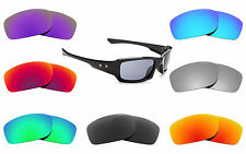 New Polarized Replacement Lenses for Oakley Fives Squared in 7 colors
