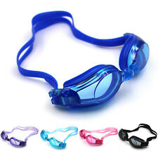 Unisex Non-Fogging Anti UV Swimming Goggles Swim Glasses Adjustable Protection A