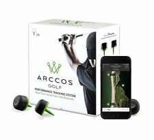 Arccos Golf Performance Tracking System, GPS + Shot Tracking + Tour Analytics