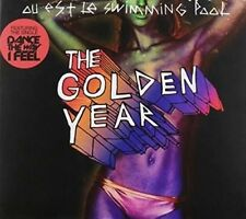 Golden Year - Ou Est Le Swimming Pool New & Sealed CD-JEWEL CASE Free Shipping