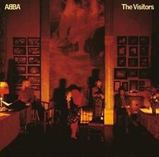 Visitors - Abba New & Sealed LP Free Shipping