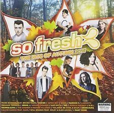So Fresh: the Hits of Autumn 2015 - V/A CD-JEWEL CASE