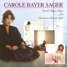 Too/sometimes Late At Night - Sager Carole Bayer New & Sealed Compact Disc Free