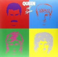 Hot Space - Queen New & Sealed LP Free Shipping
