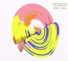 Now + 4eva - Architecture In Helsinki New & Sealed CD-JEWEL CASE Free Shipping