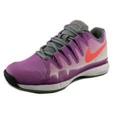 Nike Nike Zoom Vapor 9.5 Tour  Women  Round Toe Synthetic Purple Tennis Shoe