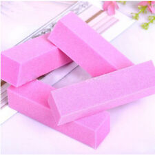 1/5/10Pcs Nail Art Buffer Pedicure Block File Manicure Buffing Sanding Polish MD