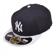 New Era Cap NY MLB Basic NY Yankees 59FIFTY Blue/white Baseball Cap Caps Hat