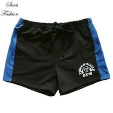 GOLDS GYM Shorts BodyBuilding Fitness Sports Trunks Sports Clothes New