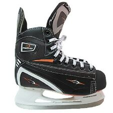 New Powertek V3.0 Tek Adjustable Junior Hockey Recreational Skates 1-3, 3-5